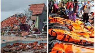 इंडोनेशिया त्रासदी: ग्रामीणों की जुबानी सुनामी की भयावह तस्वीरों की कहानी