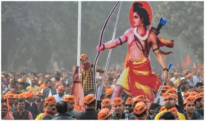 Ram Temple Construction in Ayodhya: VHP Suspends Campaign Till Lok Sabha Elections 2019