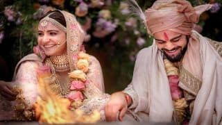 Virat Kohli-Anushka Sharma 1st Wedding Anniversary in Australia: Prithvi Shaw, Wriddhimann Saha, Cricketing Fraternity Wishes Virushka India Captain And Bollywood Actress