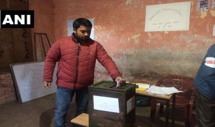 Jammu And Kashmir Panchayat Polls: Voting Underway For Seventh Phase Amid Tight Security
