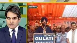 Navjot Singh Sidhu: The Tale of Two Videos - How Zee News Shut Congress on False Charges of Doctoring Video