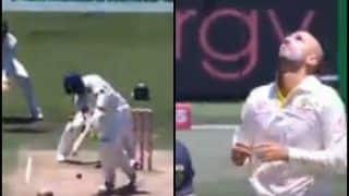 Australia vs India 4th Test Sydney: When Nathan Lyon Brought an End to Cheteshwar Pujara's Marathon 193 | WATCH