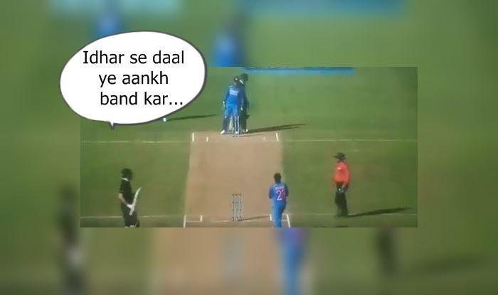 India vs New Zealand 2019 ODI