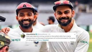 India vs Australia 4th Test Sydney: Virat Kohli's Team India Create History on Australian Soil After Rain Ensures SCG Test Ends in a Draw, Twitter Goes Berserk