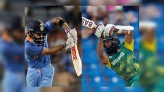 Hashim Amla Breaks Virat Kohli's Record as South African Becomes Fastest to 27 ODI Centuries