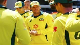 Australia vs India 2018: Glenn Maxwell, Jason Behrendorff, Peter Siddle Included as Australia Announce Squad, Aaron Finch Will Lead Hosts in ODIs