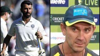 India vs Australia 2019 ODIs: Coach Justin Langer Compares Cheteshwar Pujara's Defense to Sachin Tendulkar and Rahul Dravid