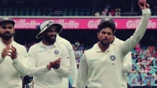 India vs Australia 4th Test Sydney: Kuldeep Yadav Picks up Five-Wicket Haul, Chinaman Breaks a 64-Year-Old Record