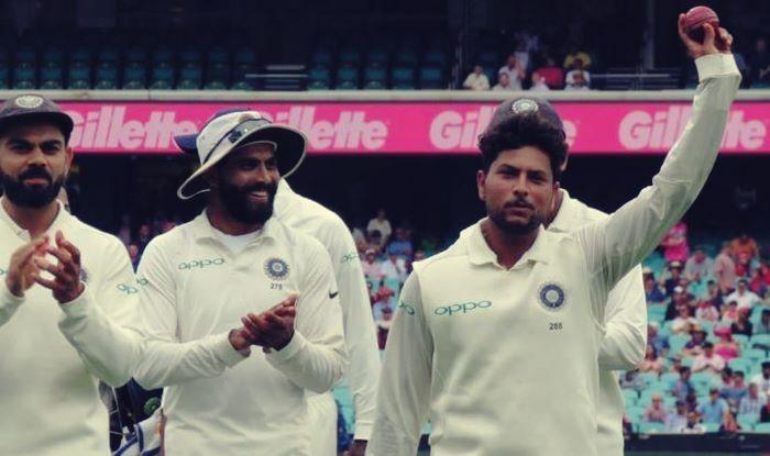 India vs Australia 4th Test
