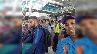 India vs New Zealand 2019: Virat Kohli, Anushka Sharma Reach Auckland Along With Team India | SEE PICS