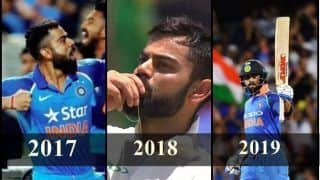 2nd ODI India vs Australia Adelaide: 'Virat Kohli Day'! Indian Captain's Centuries on January 15 Every Year Will Amaze You