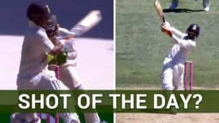 India vs Australia 4th Test Sydney: Rishabh Pant's Reverse Sweep or Ravindra Jadeja's Six of Pat Cummins, Which is Your Shot of The Day | WATCH