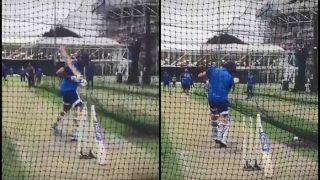 India vs Australia 2019 ODIs: Virat Kohli's Side Expect a Rohit Sharma Show at SCG After Sound Net Session | WATCH