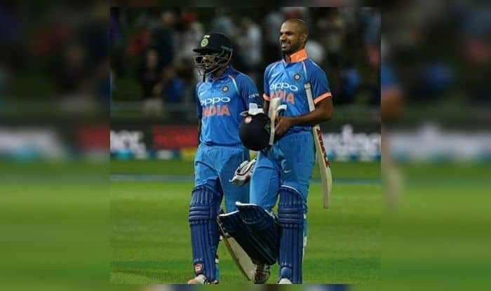 India vs New Zealand 2019 ODIs