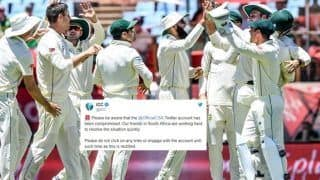 South Africa vs Pakistan 3rd Test: 'Bitcoin' Official Twitter Handle of CSA Gets Hacked, ICC Issues Alert