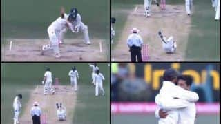 India vs Australia 4th Test Sydney: Kuldeep Yadav Takes a Brilliant Caught And Bowled to Send Travis Head Packing   WATCH