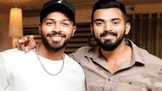 India vs Australia 2019 ODIs: BCCI CoA Chief Vinod Rai Recommends a Two-ODI Ban on Hardik Pandya And KL Rahul
