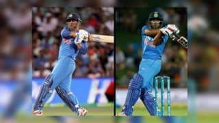 1st ODI India vs New Zealand: Ambati Rayadu Beats MS Dhoni, Virat Kohli to Claim Highest Batting Average in Successful Run-Chases