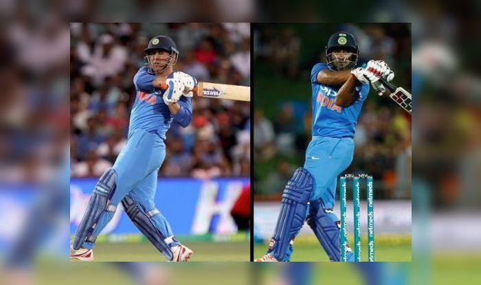 5e2ba8453a76 1st ODI India vs New Zealand  Ambati Rayadu Beats MS Dhoni