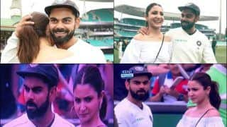 India vs Australia 4th Sydney: Anushka Sharma Congratulates Virat Kohli For Scripting Historic Win in Australia, Chemistry Steals Show | PICS
