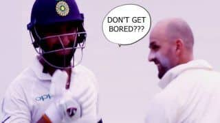India vs Australia 4th Test Sydney: When Nathan Lyon Sledged Centurion Cheteshwar Pujara 'You Don't Get Bored' | WATCH