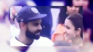 India vs Australia 4th Test Sydney: Anushka Sharma Looking Into Virat Kohli's Eyes After India Script History at SCG is UNMISSABLE | WATCH