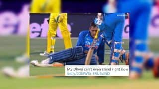 2nd India vs Australia Adelaide: Leading Australian Media House Insults MS Dhoni, Twitterati Return Favour