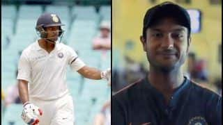 India vs Australia 4th Test Sydney: The Mayank Agarwal Story -- From Fascination For Aeroplanes to Playing For Indian Cricket Team | WATCH