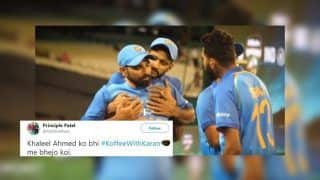 3rd India vs Australia: Khaleel Ahmed, Mohammed Siraj Play Prank on Mohammed Shami, Fans ROFL | WATCH