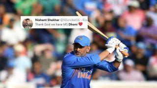 1st ODI Sydney: MS Dhoni Joins Sachin Tendulkar, Virat Kohli, Sourav Ganguly, Rahul Dravid in 10000-Run Club, Sets Twitter Ablaze