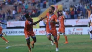 I-League: Chennai City Beat Indian Arrows to Regain Top Spot