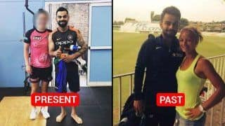 India vs Australia 1st ODI Sydney: Not Danielle Wyatt, Virat Kohli Has a New Female Fan in Sydney Sixers' Marizanne Kapp | PIC INSIDE