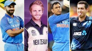 1st ODI India vs New Zealand: MS Dhoni, Virat Kohli to Kane Willamson, Ross Taylor, Trent Boult Five Players to Watch Out For at Napier