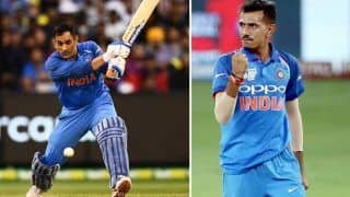 3rd ODI Match Report: Yuzvendra Chahal's Career-Best Figures, MS Dhoni's 87 Power Virat Kohli's India to a Historic 2-1 Series Win Against Australia