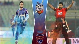 BPL 2019 Dhaka Dynamites vs Rangpur Riders Match 9 Live Cricket Streaming And Updates: Timings, Predicted XI, Fantasy XI, Squads, Online Streaming & Live TV Coverage