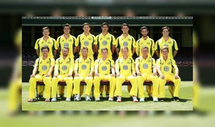 Australia squad announced