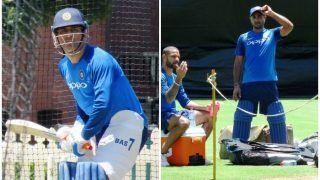 टेस्ट सीरीज में जीत के बाद वनडे के लिए तैयार हो रही टीम इंडिया, खिलाडि़यों ने जमकर बहाया पसीना
