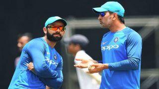 1st ODI: MS Dhoni, Virat Kohli on Cusp of Landmarks, Could Join Sachin Tendulkar, Rahul Dravid, Sourav Ganguly in Elite List at Sydney