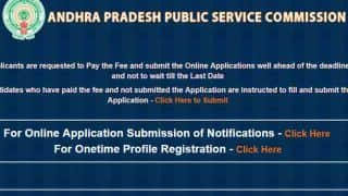 APPSC Notification 2019: Apply For 1,051 Panchayat Secretary Posts by Today at psc.ap.gov.in