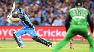 BBL 2018-19 Adelaide Strikers vs Melbourne Stars Match 27 Live Cricket Streaming And Updates: Timings, Predicted XI, Fantasy XI, Squads,Online Streaming And Live TV Coverage