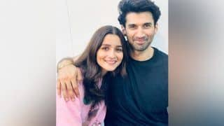 Alia Bhatt Excited About Aditya Roy Kapur Joining Instagram, Calls it a Momentous Day