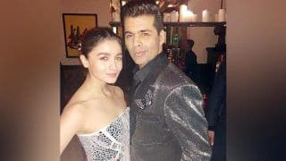 Karan Johar Tweets The Truth After Rumours of Alia Bhatt Starring in Dostana 2 Surface Online