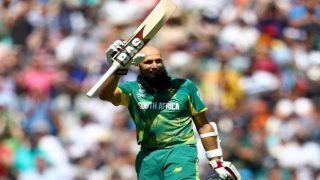 Hashim Amla Hits Century on Slow Pitch to Set Pakistan 267 Target