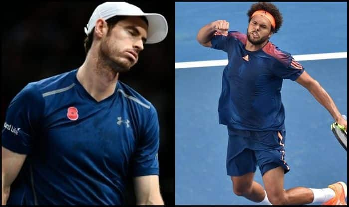 Andy Murray- Jo Wilfred Tsonga