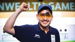 Focus Is On World Cup To Secure Olympic Quota: Commonwealth Games Gold Medallist Shooter Anish Bhanwala