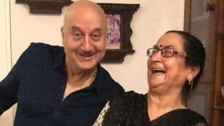Anupam Kher Shares Hilarious Video of His Mom Scolding Him For Being Thin While Calling Anil Kapoor Fat