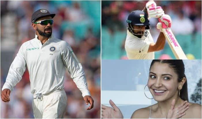 India vs Australia 4th Test Sydney: Anushka Sharma Roots For Husband Virat Kohli From Stands as India Captain Plays Crips Shots at SCG | SEE PICS
