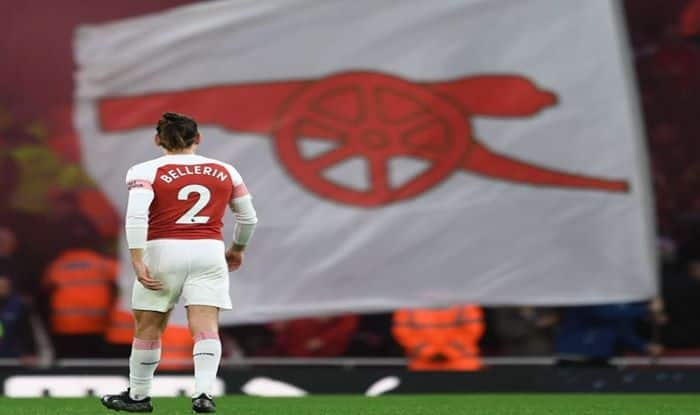Arsenal Defender Hector Bellerin_Picture credits- Arsenal Official Twitter