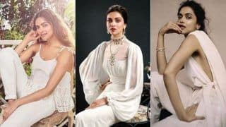 Happy Birthday Deepika Padukone: As Diva Turns 33, Take a Look at Some Pictures Proving Her Love For Wearing White