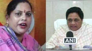 बीजेपी विधायक ने मायावती पर दिए विवादित बयान को लेकर अब लिखित में ऐसे जताया खेद